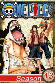 One Piece: Season 13