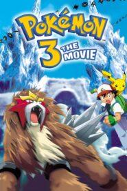 Pokémon 3: The Movie – Spell of the Unown โปเกมอน เดอะมูฟวี่3 ผจญภัยบนหอคอยปีศาจ พากย์ไทย