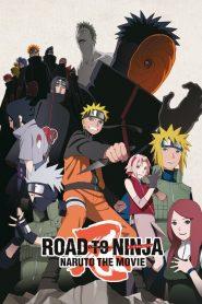 Naruto Shippuden the Movie: Road to Ninja นารูโตะ ตำนานวายุสลาตัน เดอะมูฟวี่ พลิกมิติผ่าวิถีนินจา