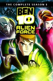 Ben 10: Alien Force: Season 3