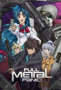Full Metal Panic! ฟุลเมทัลพานิก ภาค1-4 พากย์ไทย/ซับไทย (จบ)