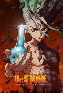 Dr. Stone ดอกเตอร์สโตน ภาค1-2 พากย์ไทย/ซับไทย