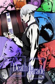Death Parade เกมมรณะ ตอนที่ 1-12+OVA ซับไทย